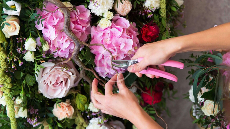 Video decoración de bodas en salon y al aire libre