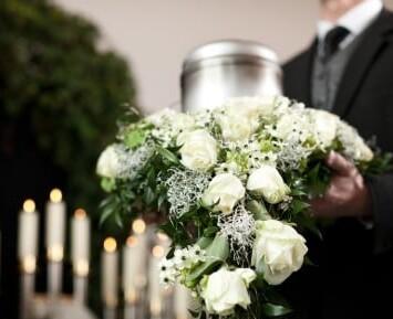 Ofrenda Floral Funebre